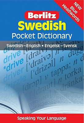 Berlitz Swedish Pocket Dictionary
